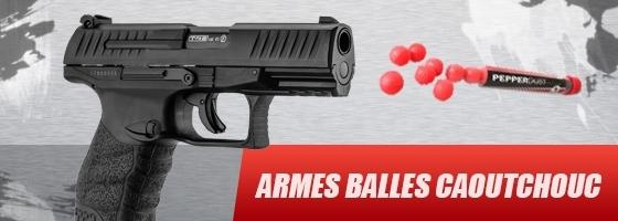 arme de defense