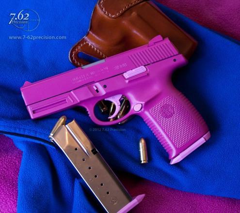 arme pour fille