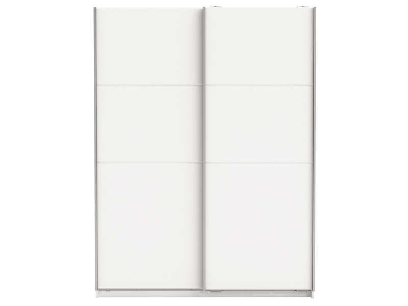 armoire deux portes coulissantes