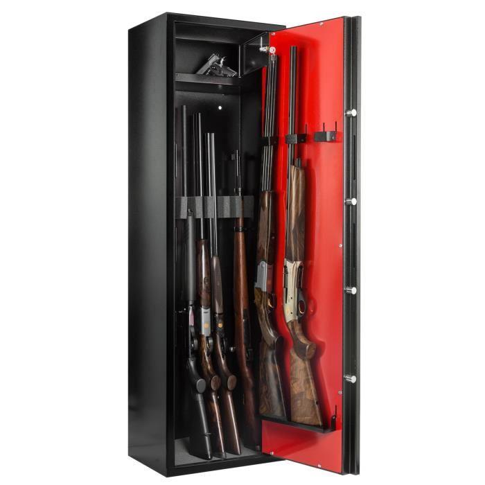 armoire fusil