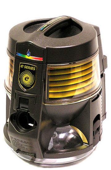 aspirateur filtration à eau