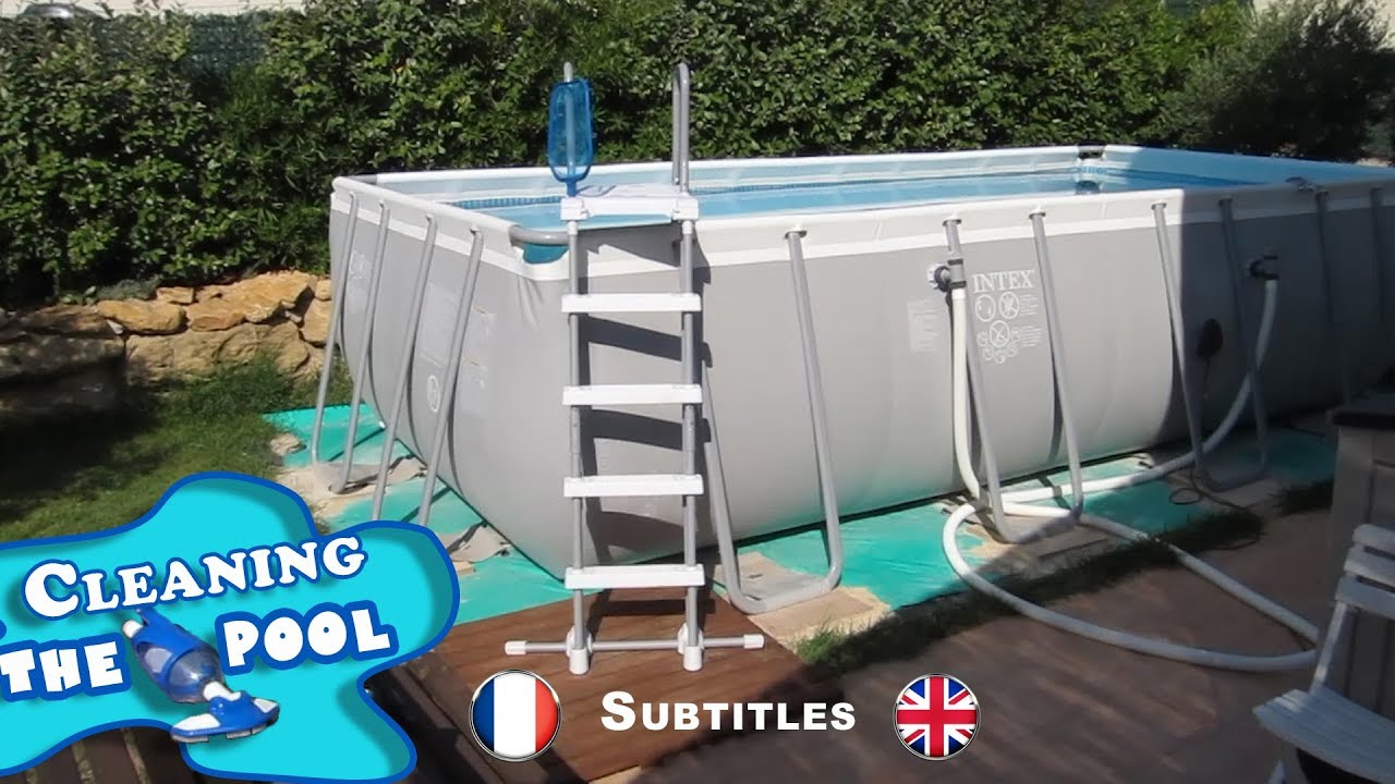 aspirateur piscine hors sol tubulaire