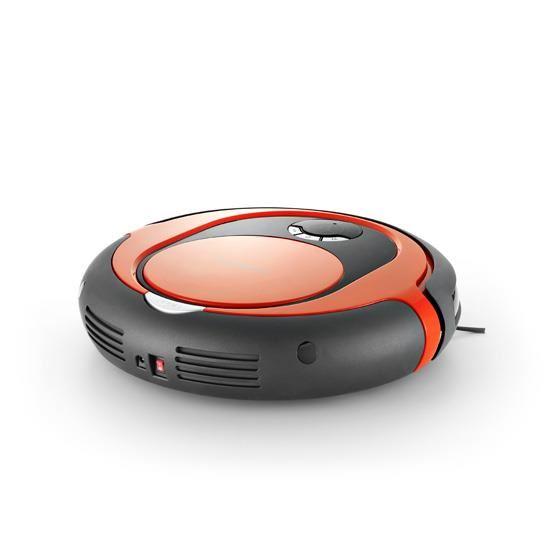 aspirateur robot filtre hepa