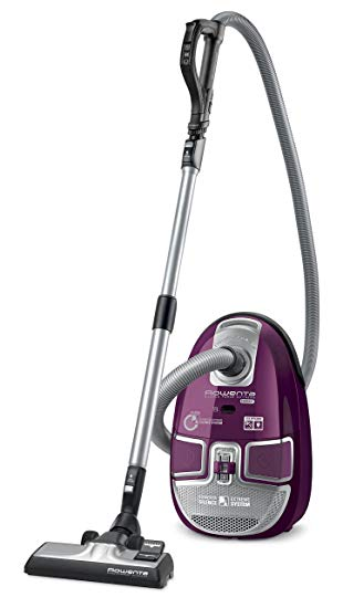 aspirateur rowenta extreme silence systeme