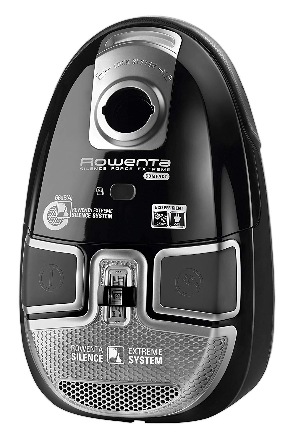 aspirateur rowenta silence force extreme compact