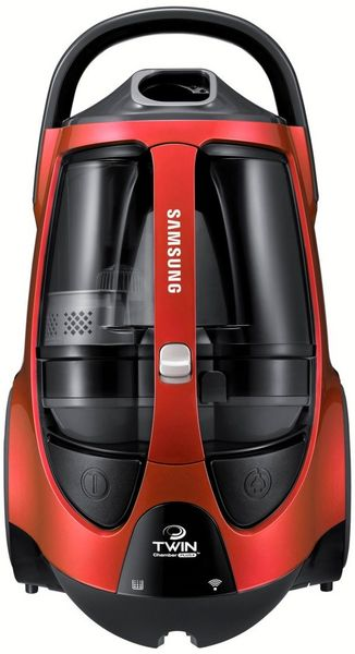 aspirateur samsung twin chamber system