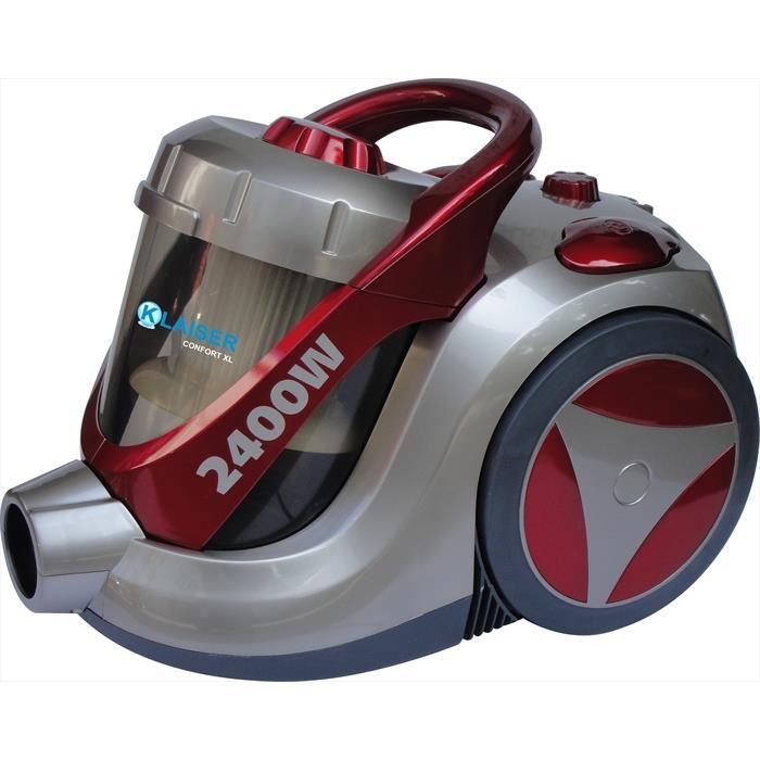 aspirateur sans sac 2400w