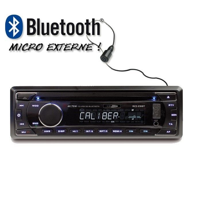 autoradio pas cher bluetooth