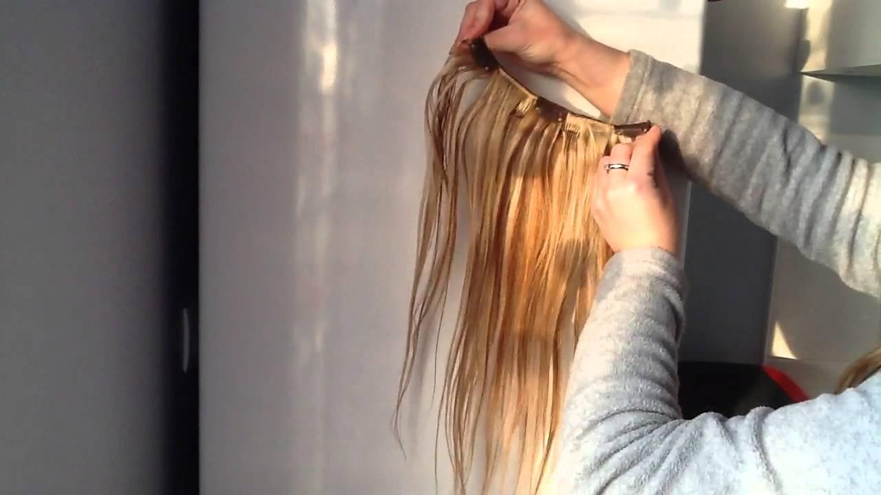 avis extension cheveux clip