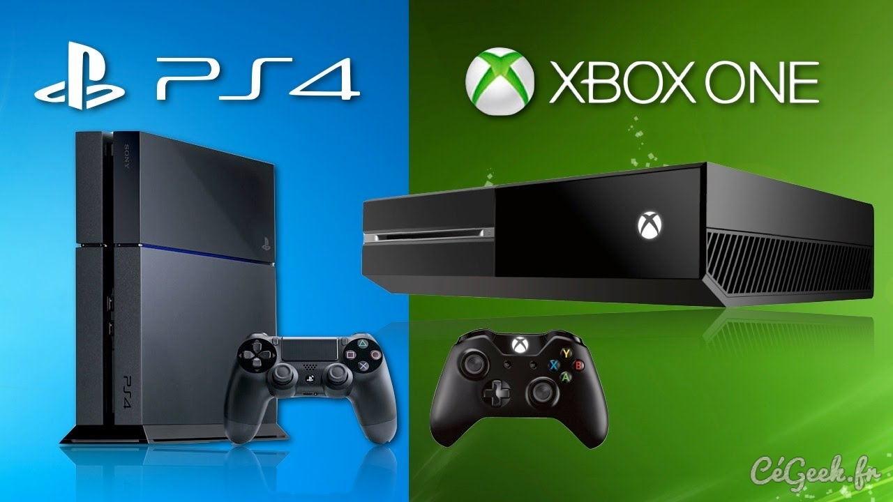 avis xbox one ou ps4
