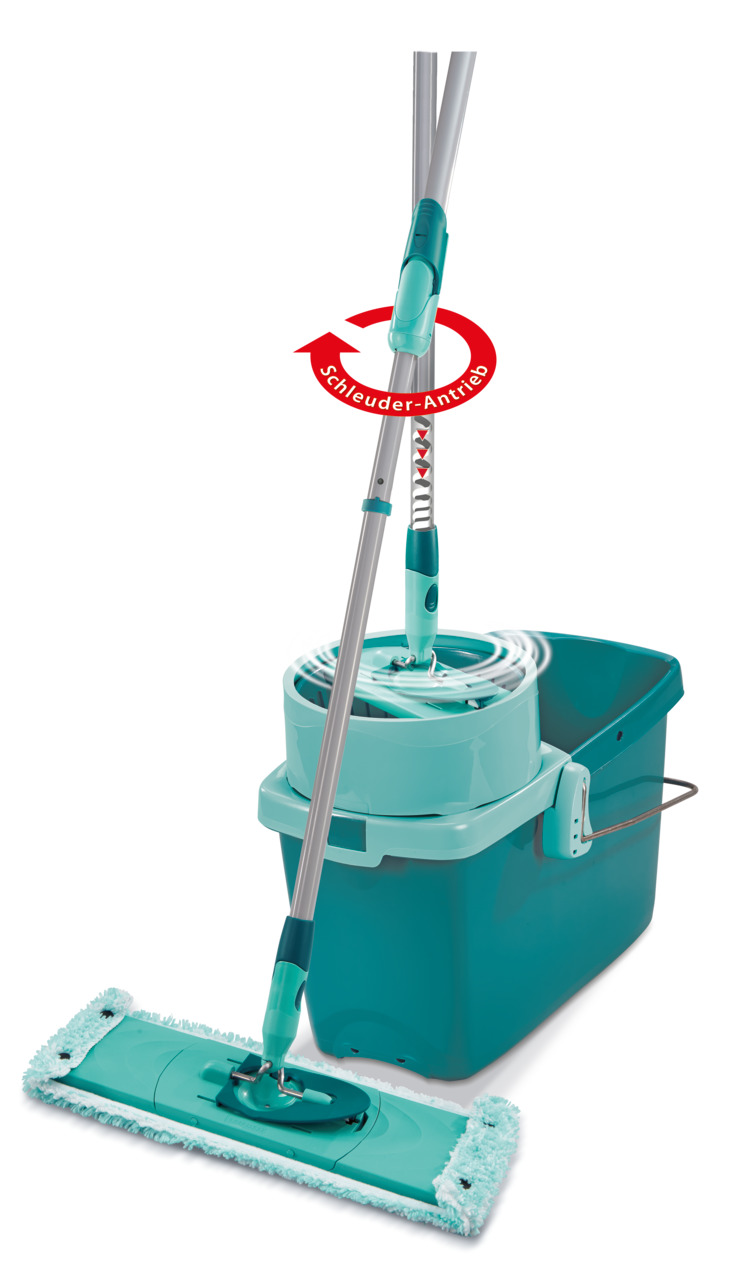 balai leifheit clean twist mop