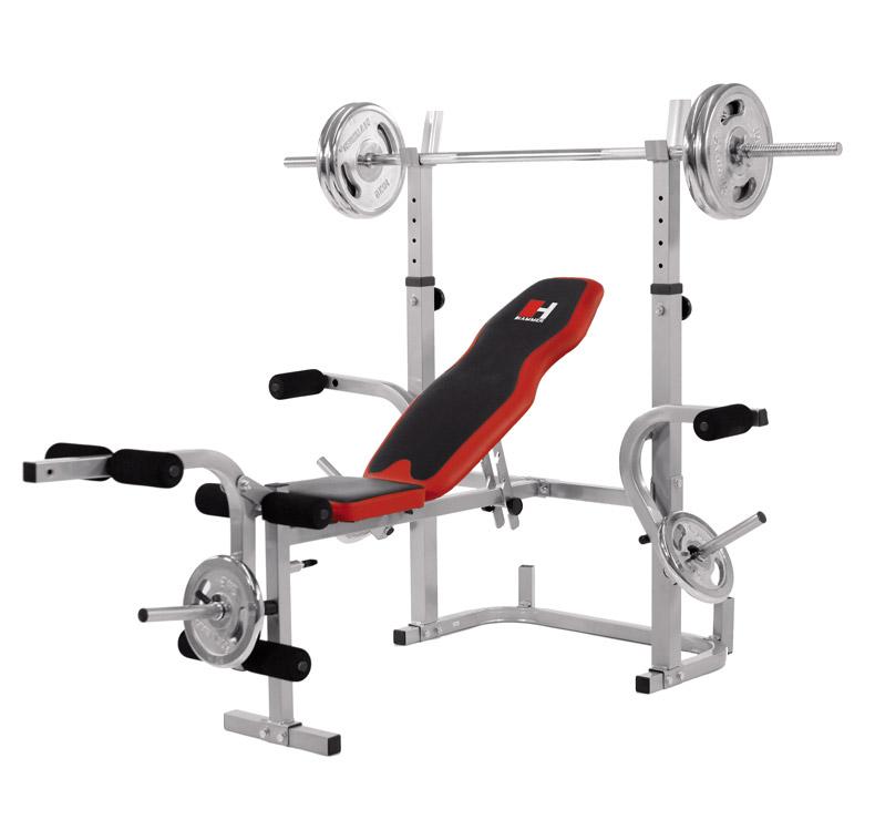banc de musculation hammer
