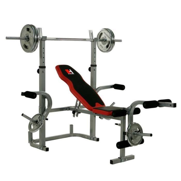 banc musculation hammer