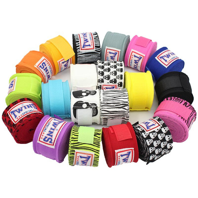 bandage kick boxing