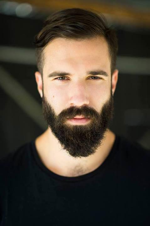 barbe en pointe