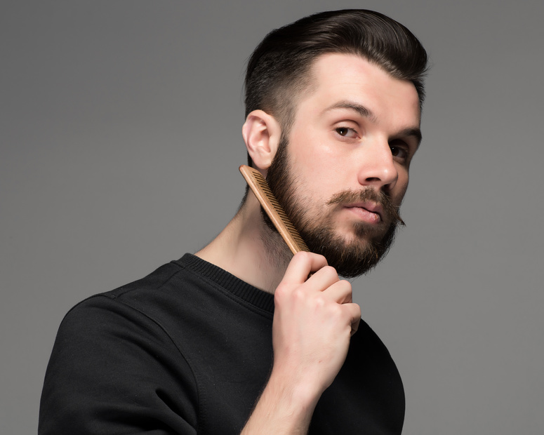 barbe entretien