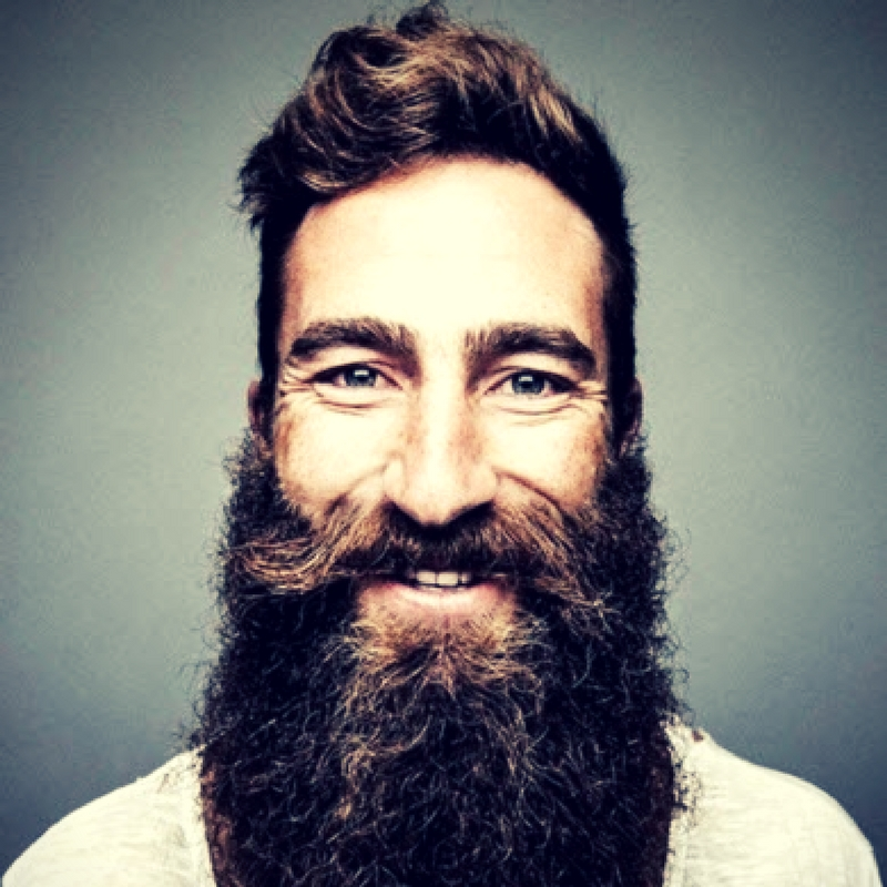 barbe longue style