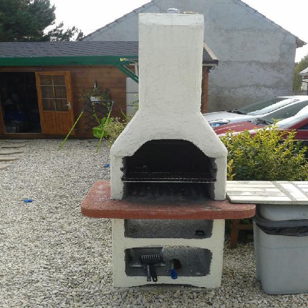 barbecue en pierre d occasion