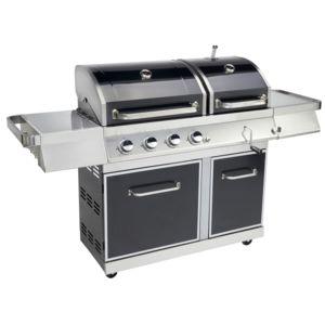 barbecue gaz ou charbon