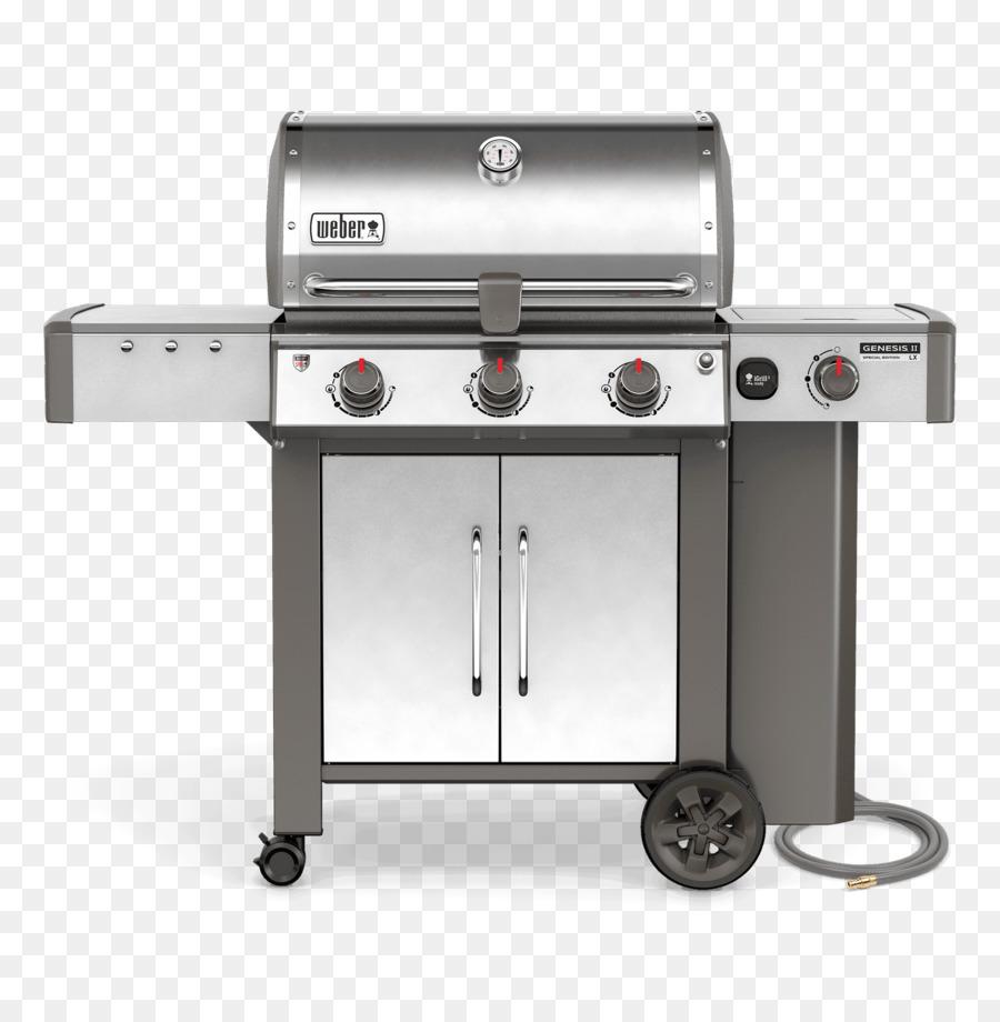 barbecue gaz weber