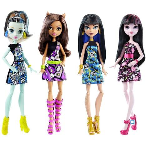 barbie monster high pas cher