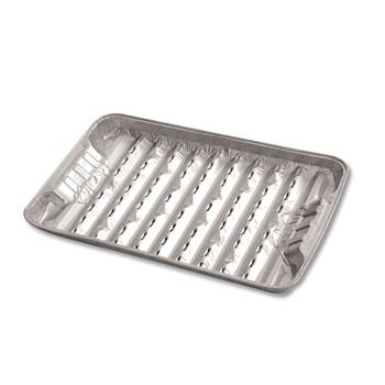 barquette aluminium barbecue