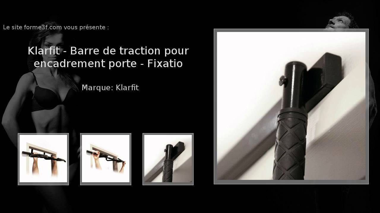 barre traction adidas