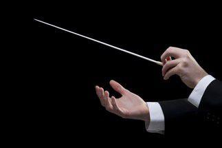 baton du chef d orchestre