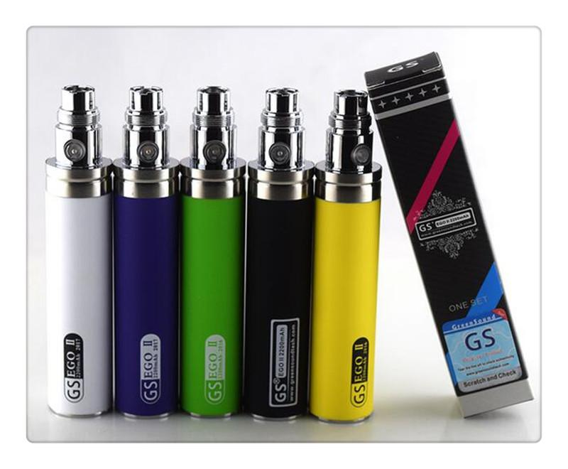 batterie e cigarette 2200mah