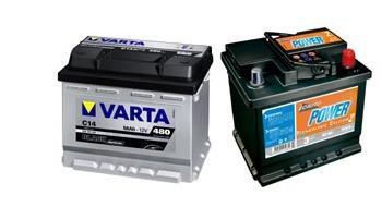 batterie essence diesel