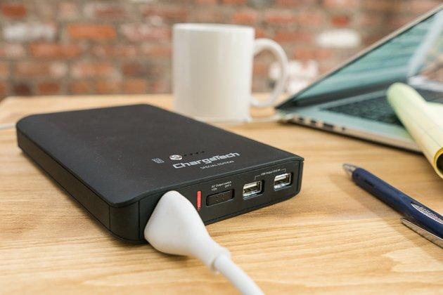 batterie externe prise secteur