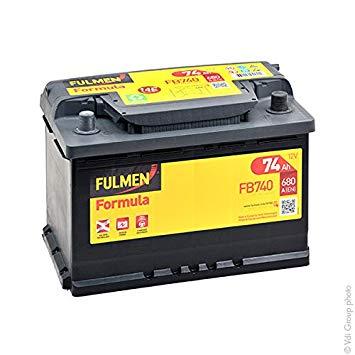 batterie fulmen