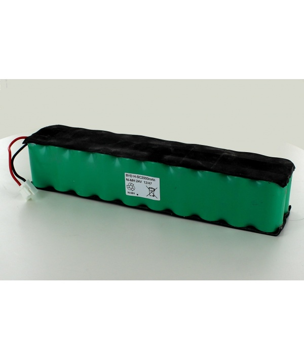 batterie pour rowenta air force 24v