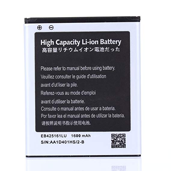 batterie samsung galaxy s3 mini amazon