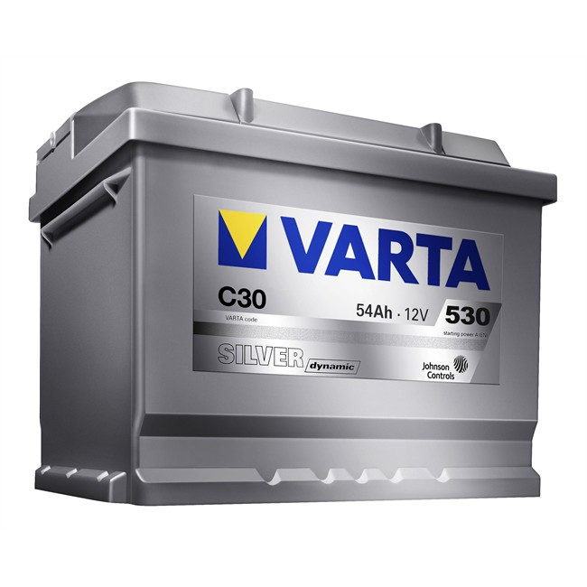 batterie varta d15 silver dynamic 63 ah 610 a