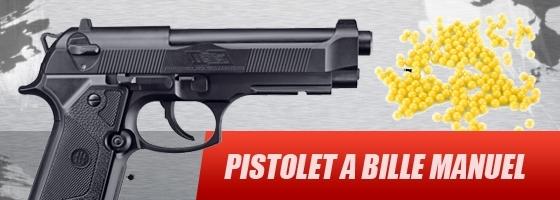 bille de pistolet pas cher