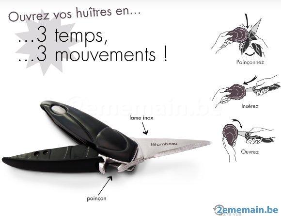 birambeau couteau huitre