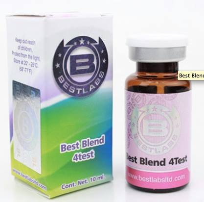 blend test