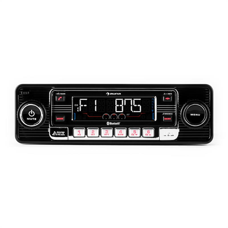 bluetooth radio voiture