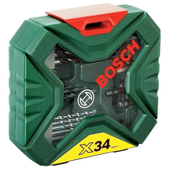 bosch coffret x line 34 pièces