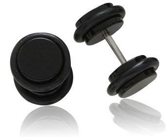 boucle d oreille style ecarteur