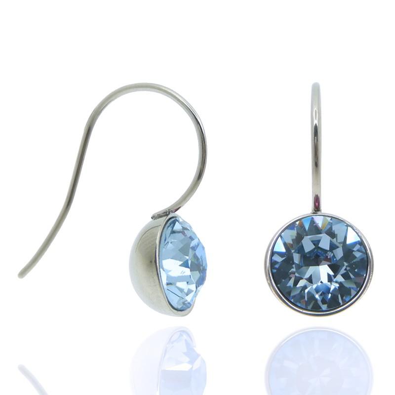 boucle oreille acier chirurgical