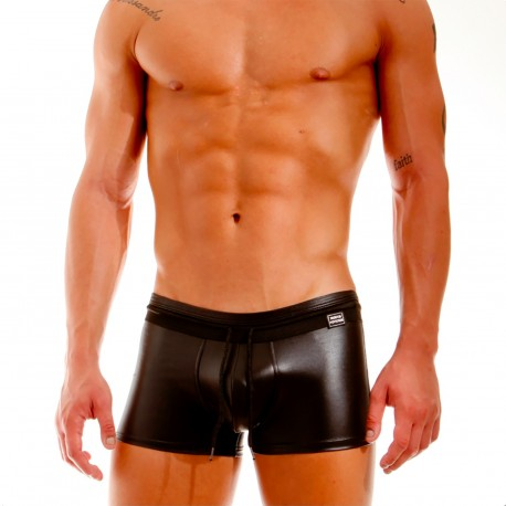 boxer latex homme
