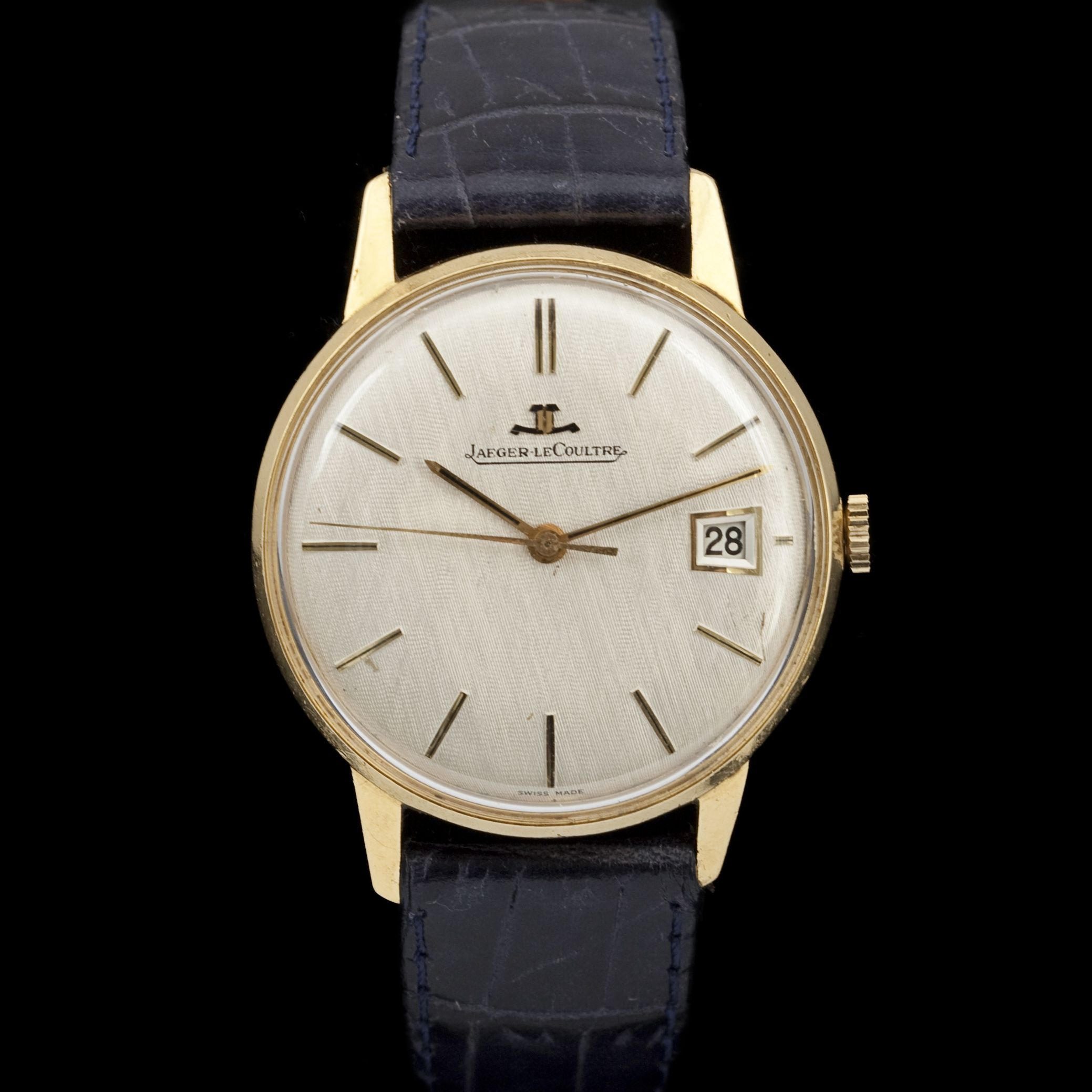 bracelet montre jaeger lecoultre
