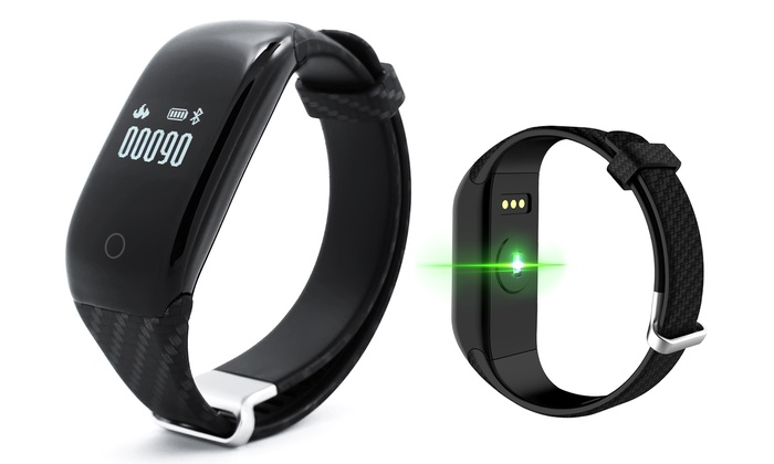 bracelet sport connecté bluetooth