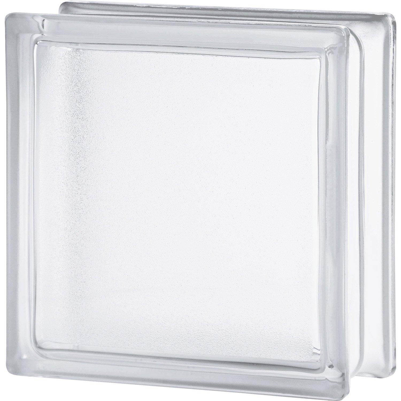 brique de verre pas chere