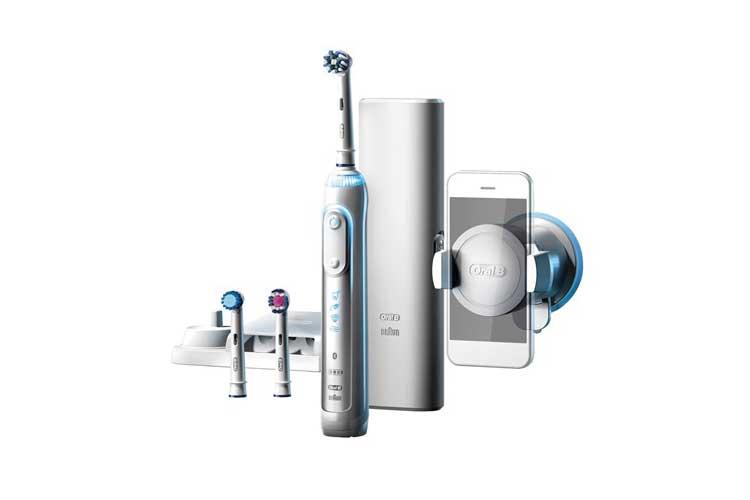 brosse a dent electrique haut de gamme