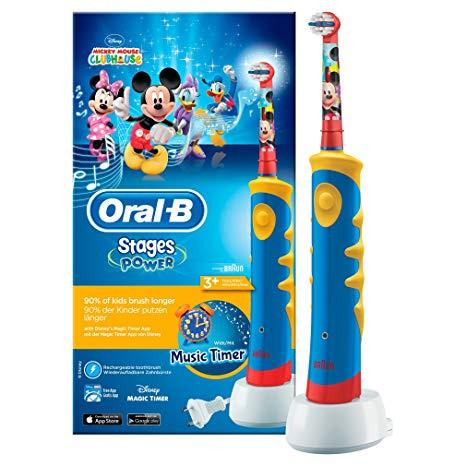brosse a dent electrique pour enfant