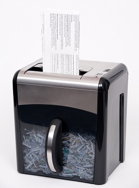 broyeuse de papier