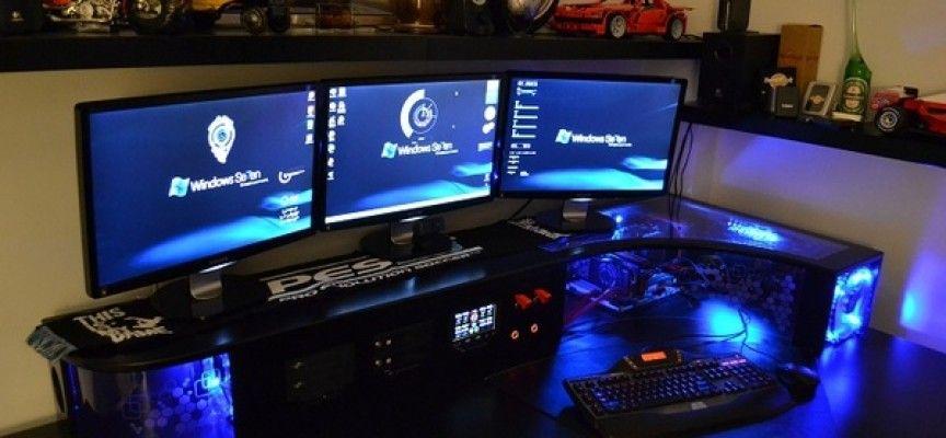 bureau pour pc gamer